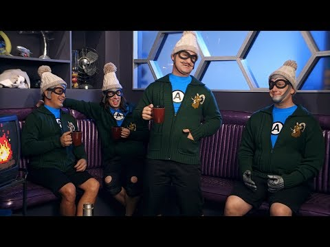 The Aquabats! Super Show! - The Thingy! Opening Scene