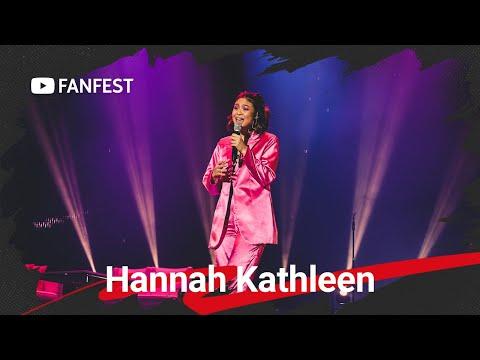 Hannah Kathleen @ YouTube FanFest Manila 2019