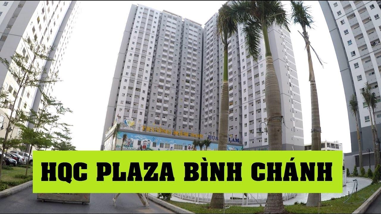 Chung cư HQC PLAZA nhà ở xã hội Nguyễn Văn Linh,Bình Chánh – Land Go Now ✔