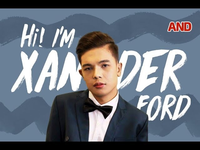 Hi! I'm Xander Ford