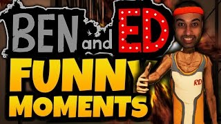 لعبة الزومبي المرحة - صرت سينما !! BEN AND ED