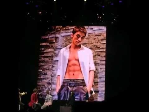 Bigbang fan meeting in Beijing 010116