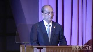 ESCAP 69th Commission Session: H.E. U Thein Sein, President, Republic of the Union of Myanmar