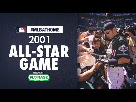 2001 All-Star Game (Seattle) | #MLBAtHome
