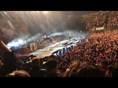 Green Day Revolution Radio tour - Melbourne 2017