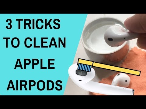 3 Tips to Clean Airpods Properly [Ideal Solutions to Earwax out of Airpods mesh]