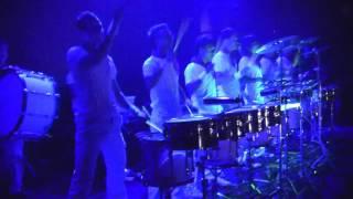 Проведение корпоративов с Шоу барабанщиков Vasiliev Groove