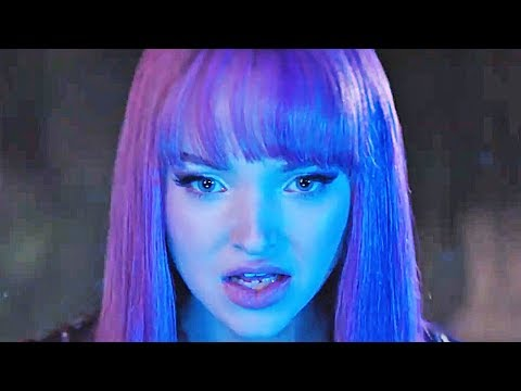 Descendants 3 | official trailer (2019) and Dove Cameron (Mal) Makeup