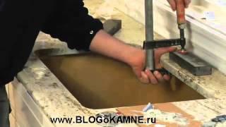 как сделать столешницу(http://blogokamne.ru Из Этого ролика Вы узнате какой путь проходить гранит. Начиная от добычи гранитных блоков и..., 2011-08-12T18:51:44.000Z)