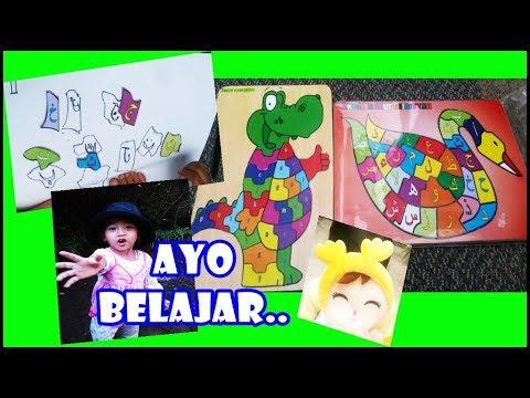 angsa-hijaiyah---ayuk-belajar-puzzle-menggambar-alif,-ba,-ta-..-heppy-!!
