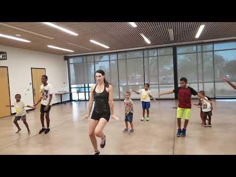 Summer Camp 2019 - Dance Boys Turn