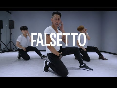 TheDream  Falsetto l Choreography @Jade Alimento @1997DANCE STUDIO