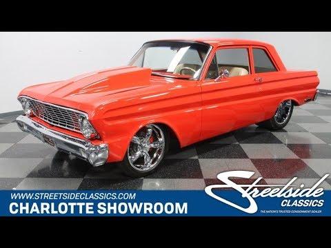 1964 Ford Falcon Futura Prostreet for sale | 5137 CHA