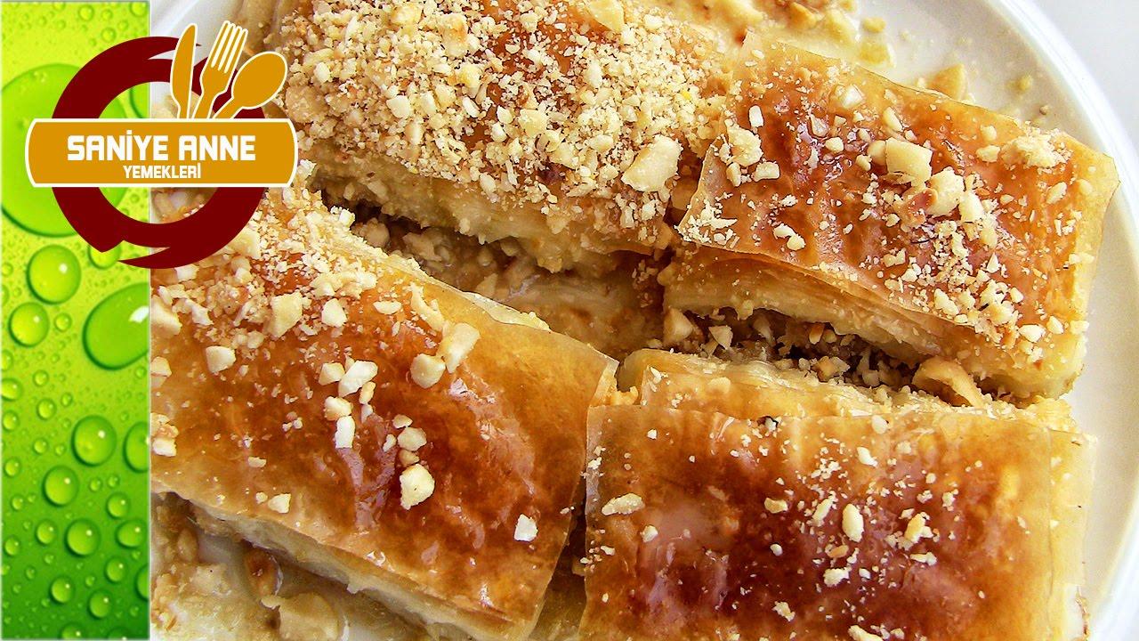 Bayram Tatlıları-Sütlü Nuriye Tarifi