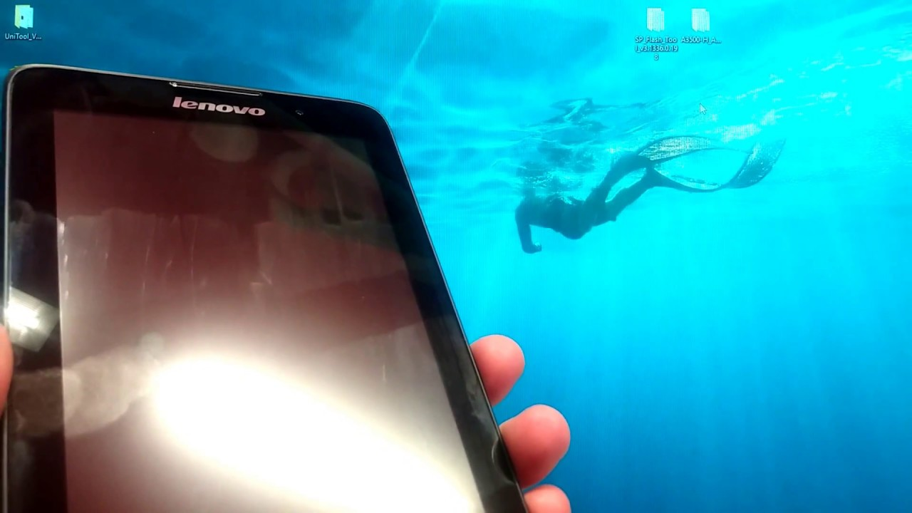 Lenovo Tab 7 A3500-H Flashing Firmware Download stock rom