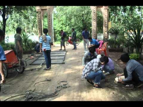 โครงการปรับปรุงภูมิทัศน์ และพัฒนาหมู่บ้าน สาขาวิศวกรรมโยธา