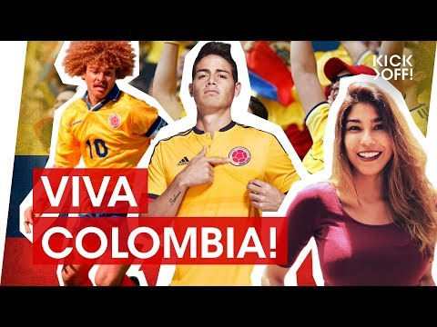 Colombia's new golden generation? | Can James Rodriguez lift the World Cup?