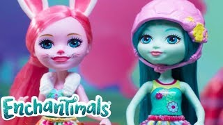 Enchantimals | Short Stories Compilation - Funny Bunny | Kids Movies
