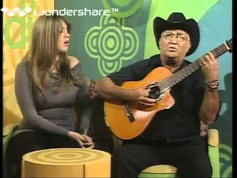 Lia - Mediodia en TV con Eliades Ochoa