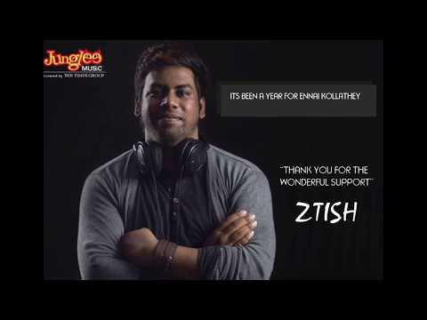 Ennai Kollathey Re- Mixed  | ZTISH  | Geethaiyin Raadhai