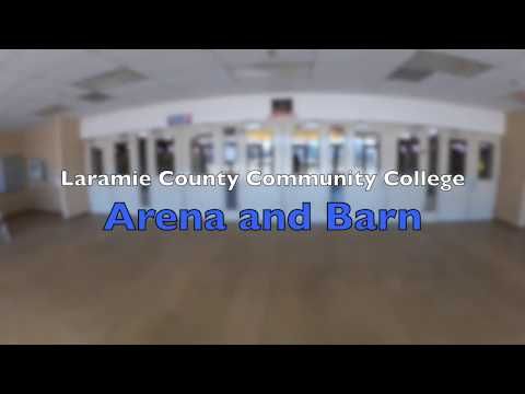 Laramie County Community College Equine Barn Tour