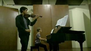 Bach- Violin Concerto No. 2 in E Major BWV1042 Mov.I Allegro