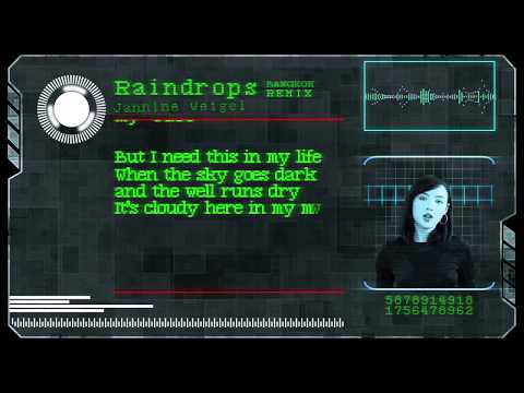 Jannine Weigel - Raindrops (Bangkok Remix)