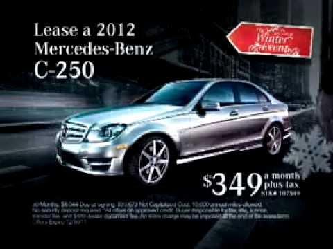 Mercedes Benz Santa Barbara Winter Event