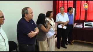UNMSM RECIBE DONACIÓN DE EQUIPOS DESTINADOS A OBSERVATORIO