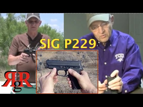 SIG Sauer P229 Review