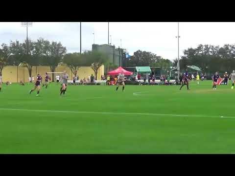 Disney Goal Morgan