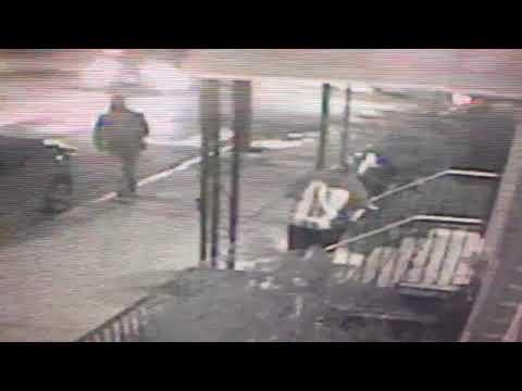 Hoboken bias flier incident, two 'persons of interest'
