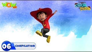 Chacha Bhatija Non stop 3 episodes | 3D Animation for kids | #6