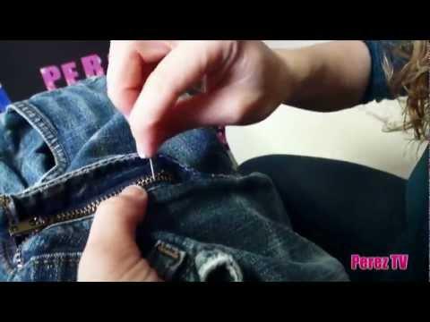 Fixing Your Broken Zipper Is Sew Easy! | Perez Hilton
