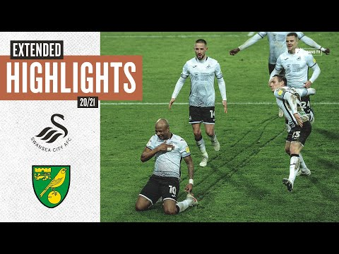 Swansea Norwich Goals And Highlights