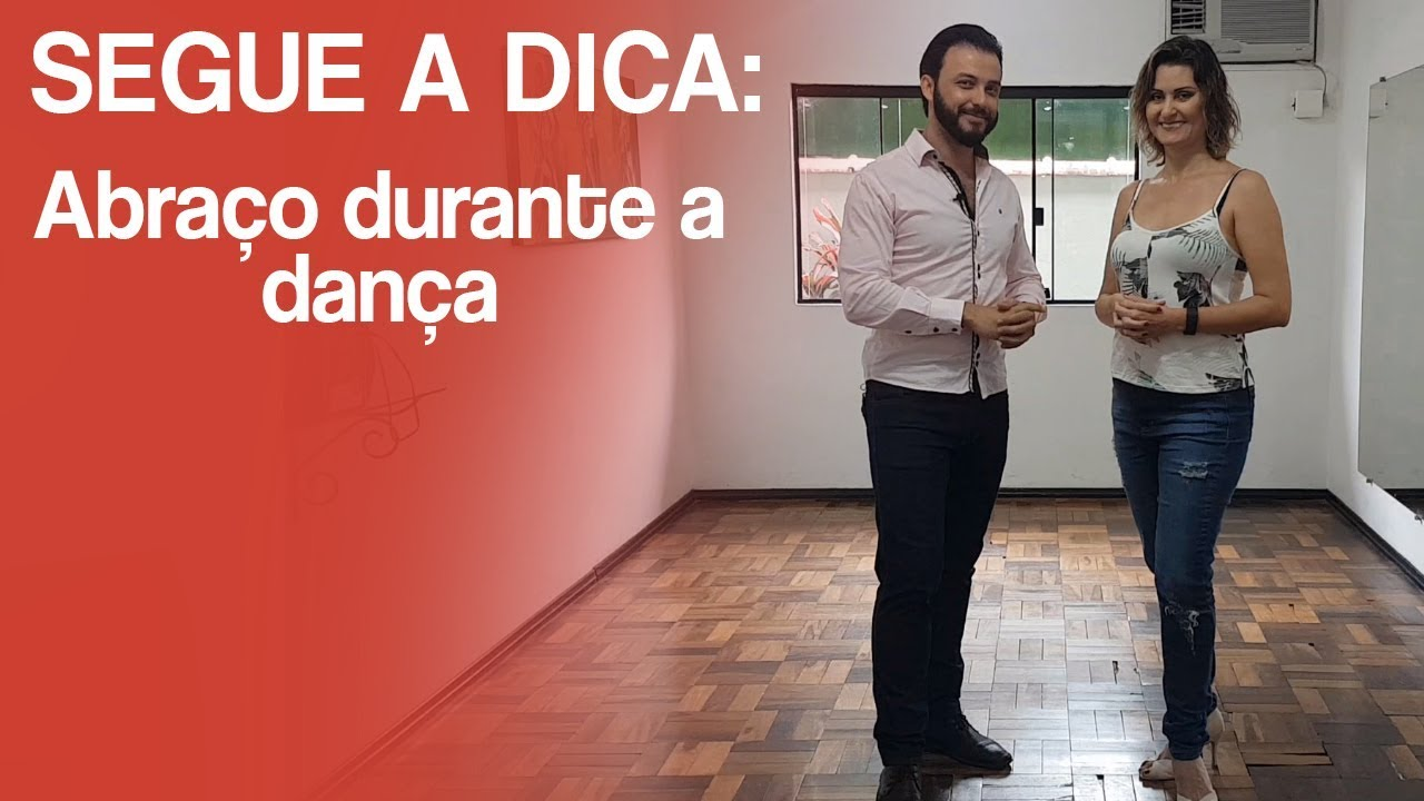 8a7d769bb2 Segue a dica - Abraço durante a dança - YouTube