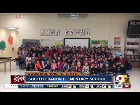 GMTS Wakeup call: South Lebanon Elementary School