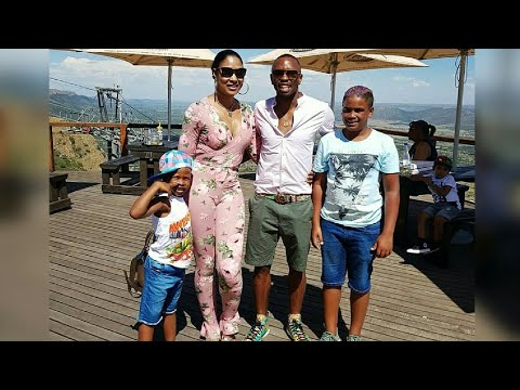 kaizer Chiefs: Bernard Parker And Family; Swag all the way... subscribe for more vids