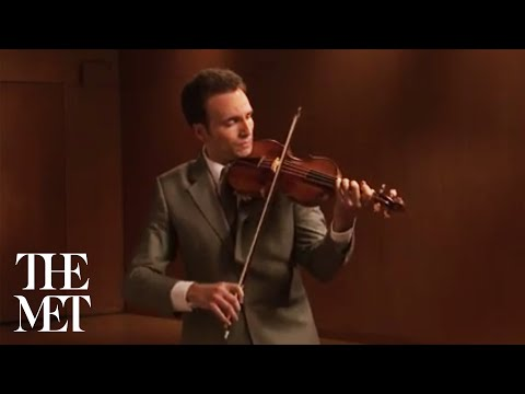 Watch Priceless 17-Century Stradivarius and Amati Violins Get Taken for a Test Drive by Professional Violinists