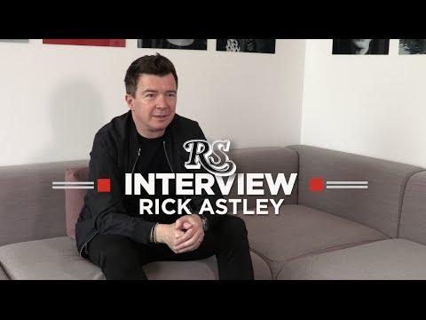 Interview mit Rick Astley