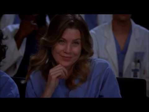 The Time Warp Richard Begins His Lecture Grey S Anatomy Youtube