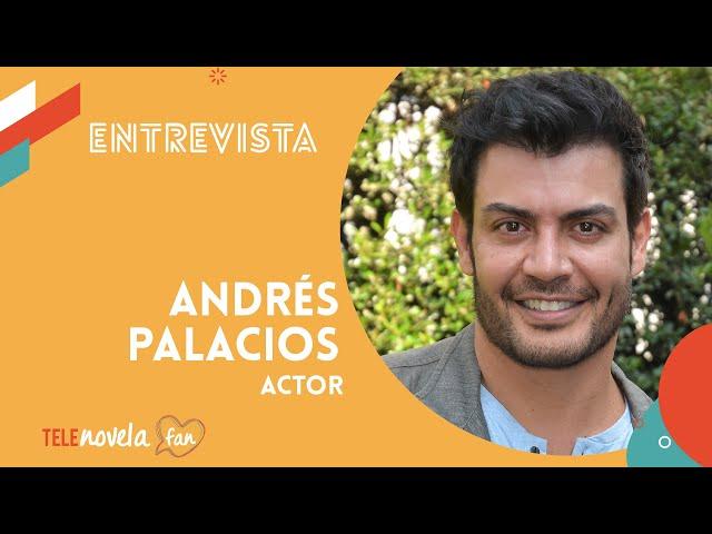 Andrés Palacios | Entrevista a protagonista de 'Imperio de Mentiras'