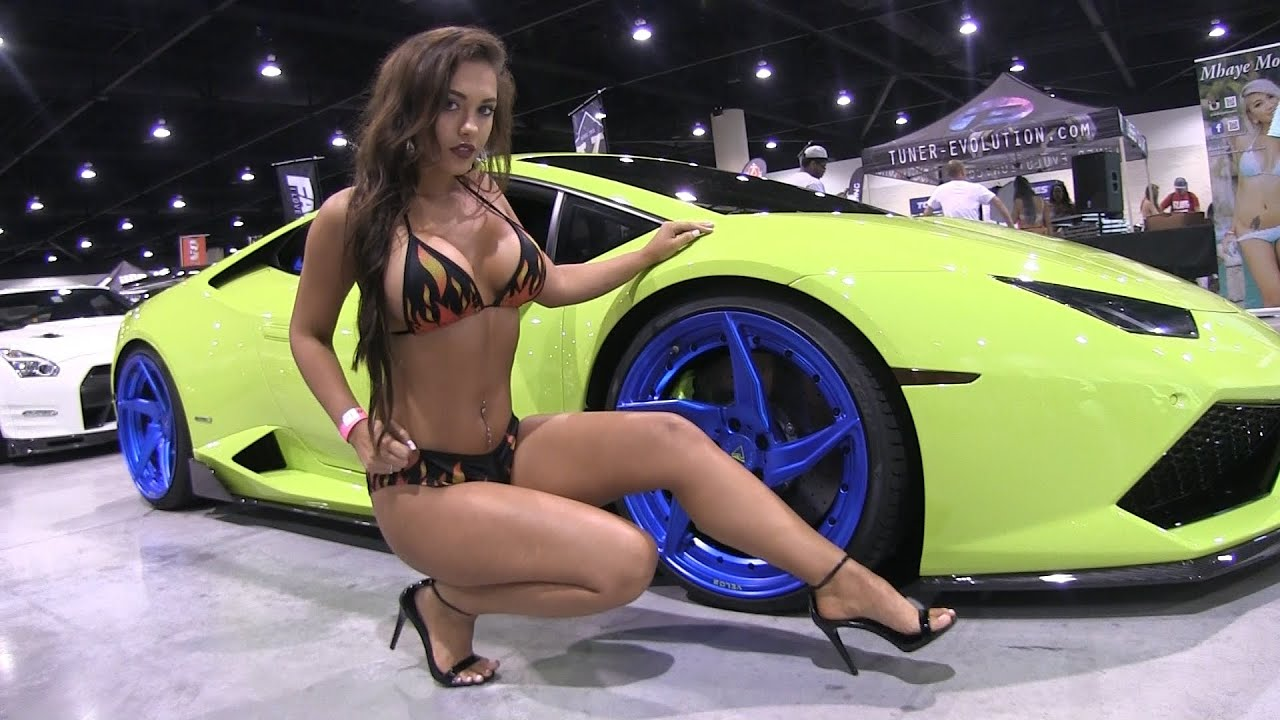 tuner evolution car show   daytona beach   youtube