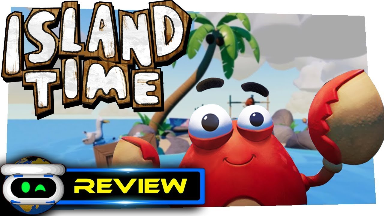Island Time VR PSVR Review