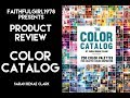 Product Review | Color Catalog Sarah Renae Clark