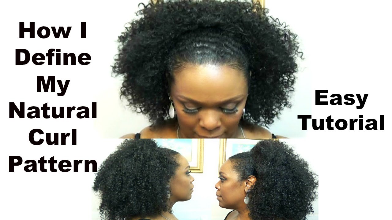 Different Ways To Curl Your Natural Hair