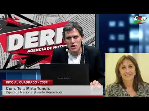 Tundis: La mitad del Fondo de ANSES son papelitos