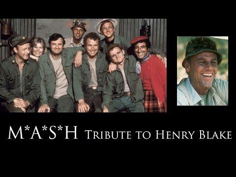 Henry Blake M*A*S*H Tribute