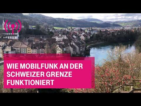 Social Media Post: Wie Mobilfunk an der Schweizer Grenze funktioniert