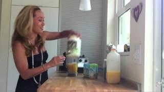 Mango Pineapple Coconut Smoothie Recipe With Kino